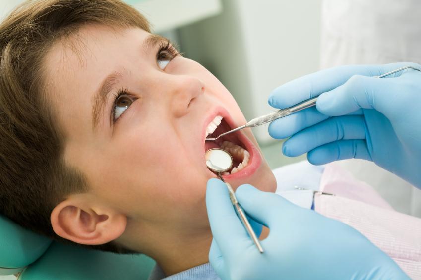 лечение зубов детей в Екатеринбурге